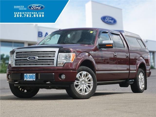 2009 Ford F-150 Lariat (Stk: T192326A) in Dawson Creek - Image 1 of 17