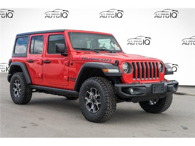 2020 Jeep Wrangler Unlimited Rubicon (Stk: 43926) in Innisfil - Image 1 of 20
