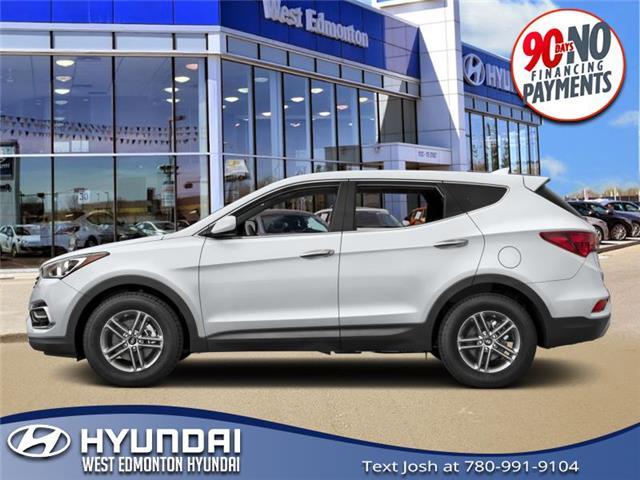 2017 Hyundai Santa Fe Sport 2.4 Premium (Stk: X477A) in Edmonton - Image 1 of 1