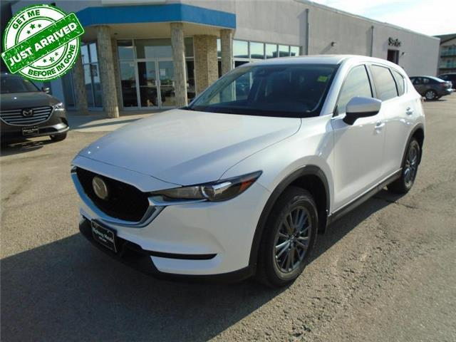 2020 Mazda CX-5 GS AWD (Stk: M20117) in Steinbach - Image 1 of 35