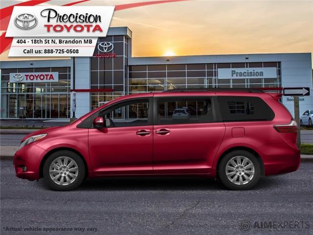 2017 Toyota Sienna XLE AWD 7-Passenger (Stk: 203351) in Brandon - Image 1 of 1