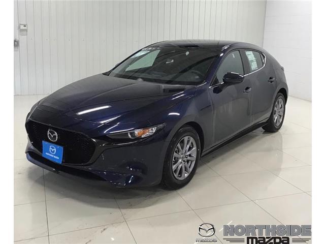 2019 Mazda Mazda3 Sport GS (Stk: M19054) in Sault Ste. Marie - Image 1 of 1