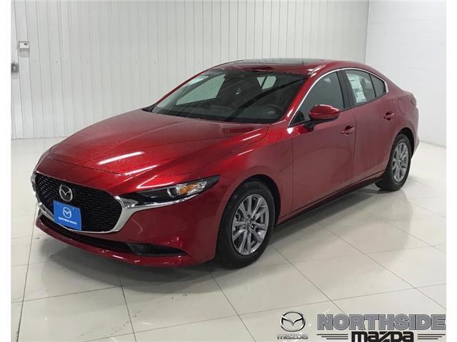 2020 Mazda Mazda3 GS (Stk: M20086) in Sault Ste. Marie - Image 1 of 1