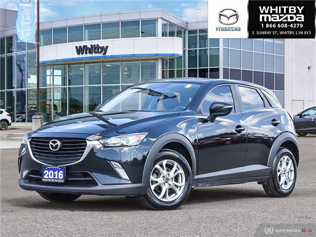 2016 Mazda CX-3 GS (Stk: 2383A) in Whitby - Image 1 of 26