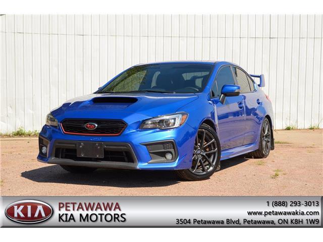 2018 Subaru WRX Sport-tech (Stk: 20216-1) in Petawawa - Image 1 of 30