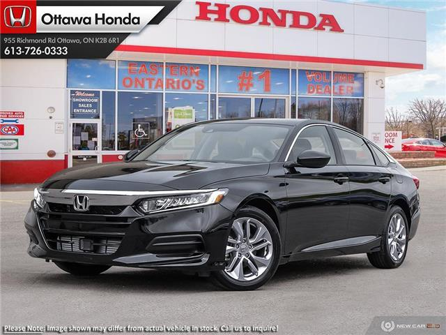 2020 Honda Accord LX 1.5T (Stk: 338520) in Ottawa - Image 1 of 23