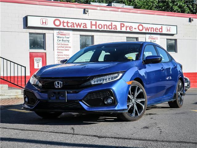 2017 Honda Civic Sport Touring (Stk: H84420) in Ottawa - Image 1 of 30