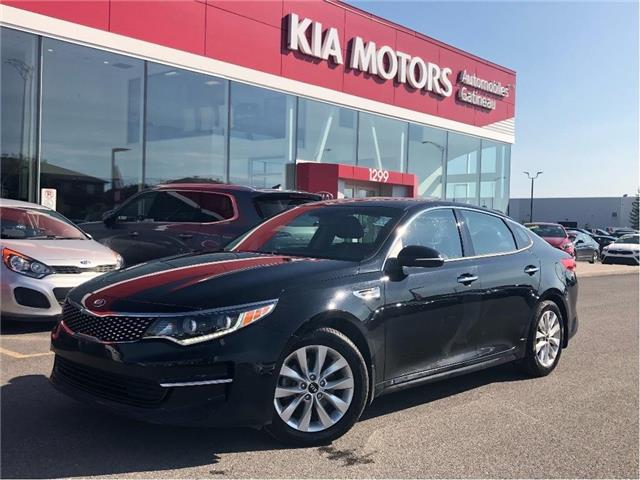 2018 Kia Optima  (Stk: 20833A) in Gatineau - Image 1 of 17