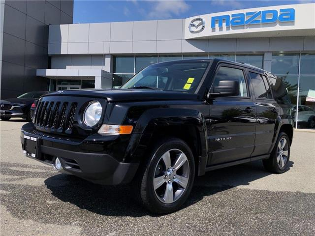 2017 Jeep Patriot Sport/North (Stk: P4071) in Surrey - Image 1 of 15