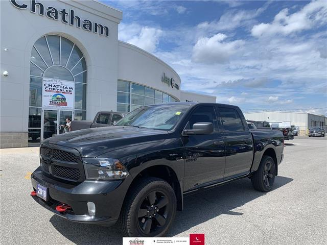 2018 RAM 1500 ST (Stk: N04575A) in Chatham - Image 1 of 25