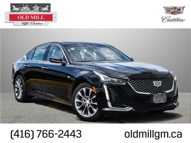 2020 Cadillac CT5 Premium Luxury (Stk: L0121914) in Toronto - Image 1 of 30