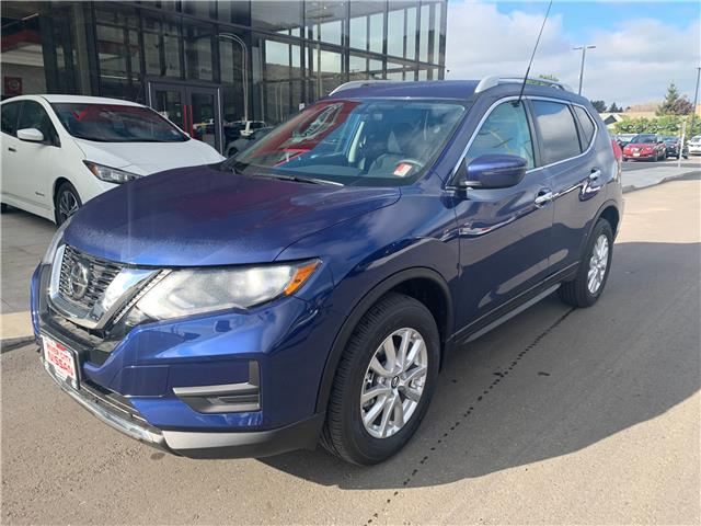 2020 Nissan Rogue S (Stk: T20203) in Kamloops - Image 1 of 24