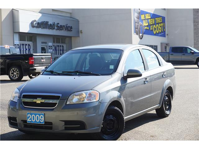 2009 Chevrolet Aveo LS (Stk: 19-365A) in Salmon Arm - Image 1 of 21