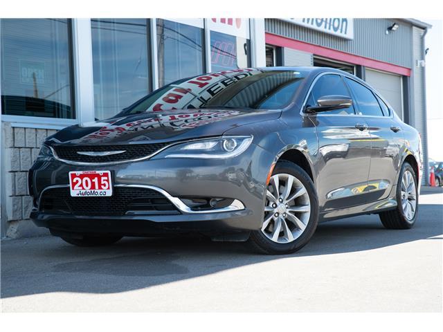 2015 Chrysler 200 C (Stk: 20661) in Chatham - Image 1 of 25