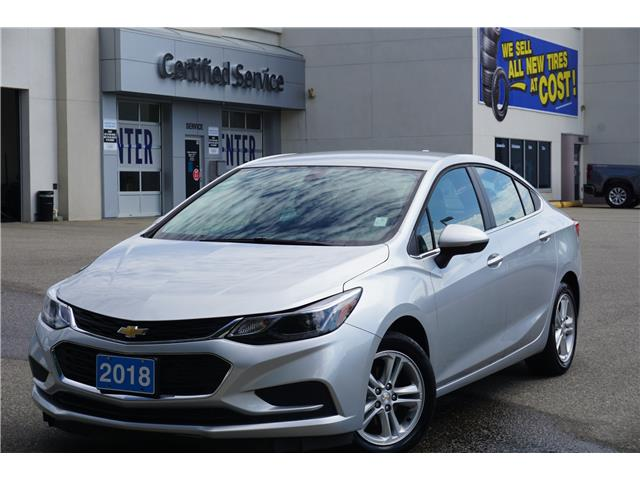 2018 Chevrolet Cruze LT Auto (Stk: 19-459A) in Salmon Arm - Image 1 of 21