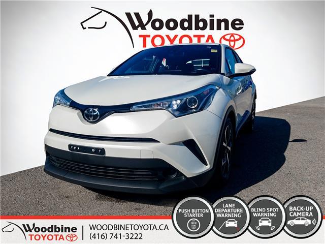 2018 Toyota C-HR XLE (Stk: P7088) in Etobicoke - Image 1 of 18