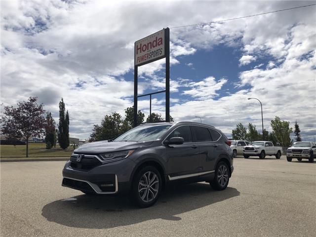 2020 Honda CR-V Touring (Stk: 20-114) in Grande Prairie - Image 1 of 19