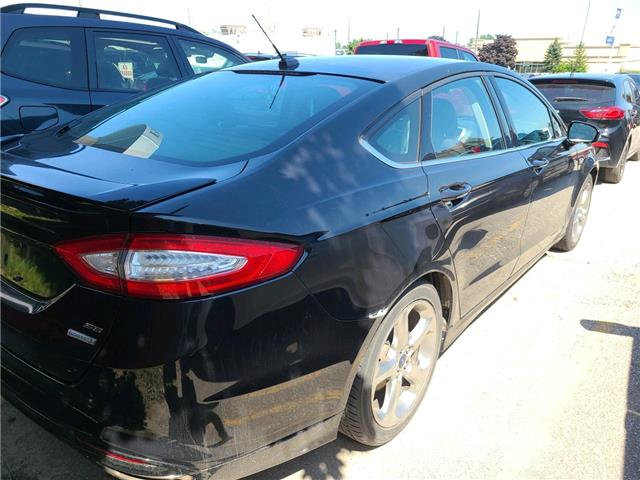 2013 Ford Fusion SE (Stk: U0723A) in Barrie - Image 1 of 3