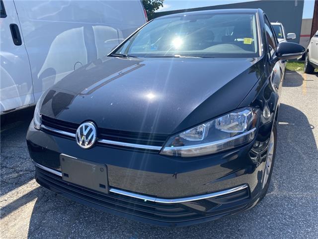 2019 Volkswagen Golf  (Stk: U0435A) in Barrie - Image 1 of 5
