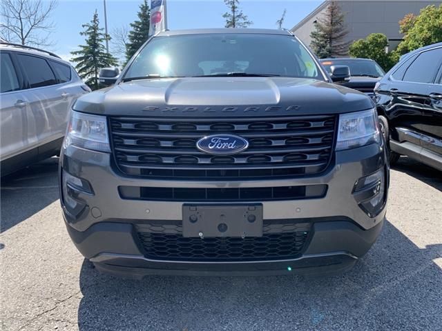 2017 Ford Explorer XLT (Stk: U0277A) in Barrie - Image 1 of 4