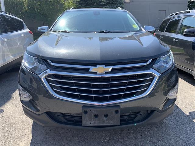 2018 Chevrolet Equinox Premier Grey