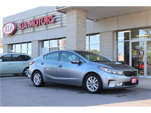 2017 Kia Forte EX (Stk: 88682A) in Cobourg - Image 1 of 21