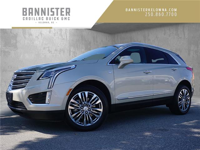 2017 Cadillac XT5 Premium Luxury (Stk: 20-488A) in Kelowna - Image 1 of 24