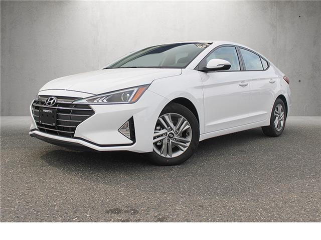 2020 Hyundai Elantra Preferred (Stk: HA2-9234) in Chilliwack - Image 1 of 10