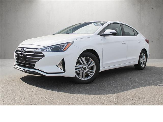 2020 Hyundai Elantra Preferred (Stk: HA2-9220) in Chilliwack - Image 1 of 10