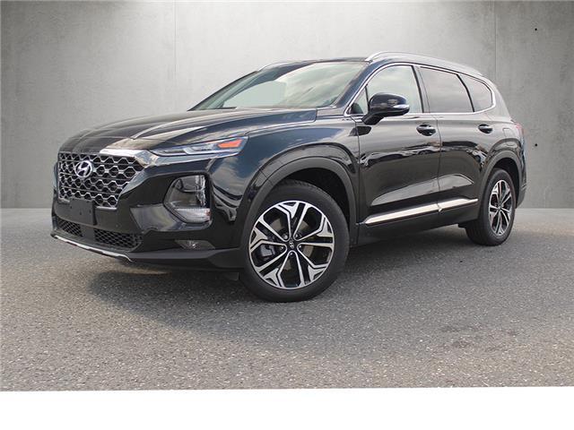 2020 Hyundai Santa Fe Luxury 2.0 (Stk: HA9-0648) in Chilliwack - Image 1 of 10