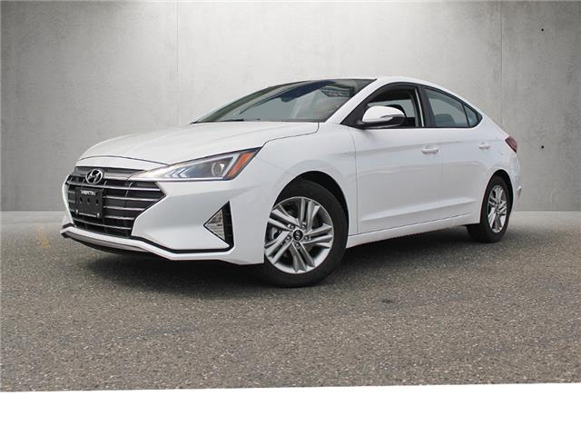 2020 Hyundai Elantra Preferred w/Sun & Safety Package (Stk: HA2-8020) in Chilliwack - Image 1 of 10
