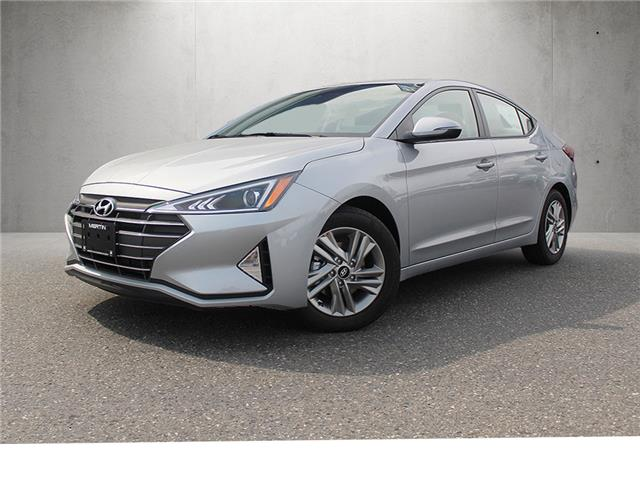 2020 Hyundai Elantra Preferred w/Sun & Safety Package (Stk: HA2-8565) in Chilliwack - Image 1 of 10
