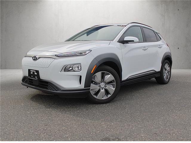 2021 Hyundai Kona EV  (Stk: HB3-8496) in Chilliwack - Image 1 of 10