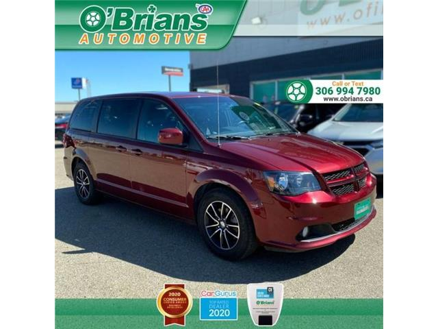 2018 Dodge Grand Caravan GT (Stk: 13631A) in Saskatoon - Image 1 of 21