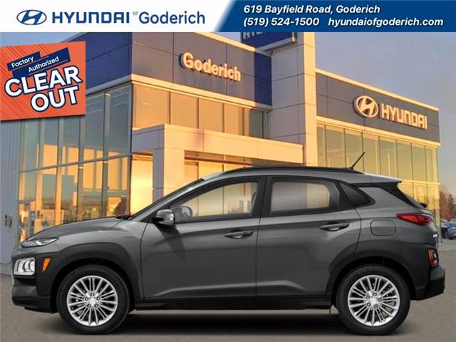 2021 Hyundai Kona NO OPTIONS (Stk: 21004) in Goderich - Image 1 of 1