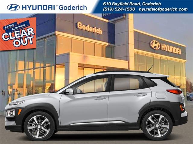 2021 Hyundai Kona NO OPTIONS (Stk: 21005) in Goderich - Image 1 of 1