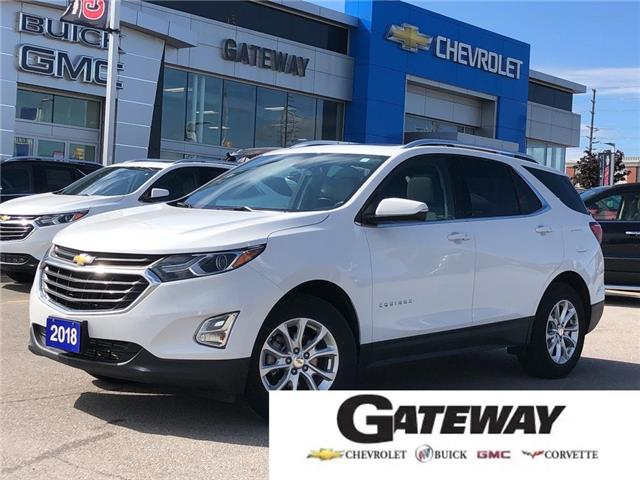 2018 Chevrolet Equinox LT / PANO SUNROOF / A.W.D. / BLUETOOTH / (Stk: PW18662) in BRAMPTON - Image 1 of 21