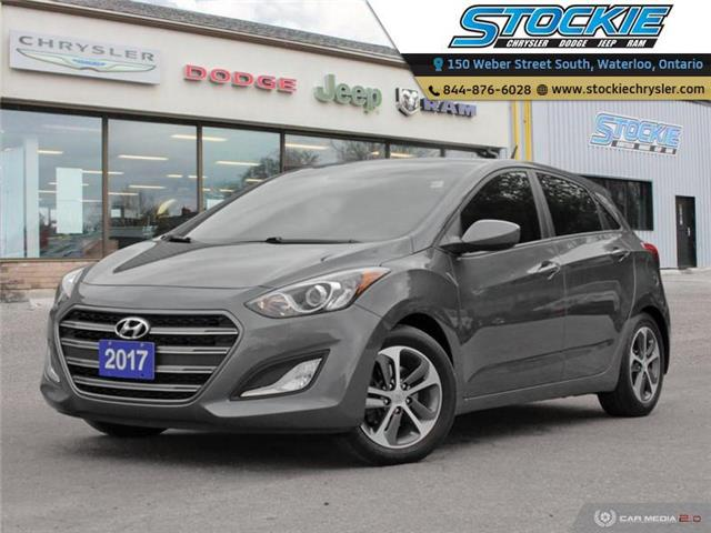 2017 Hyundai Elantra GT SE (Stk: 34633) in Waterloo - Image 1 of 27