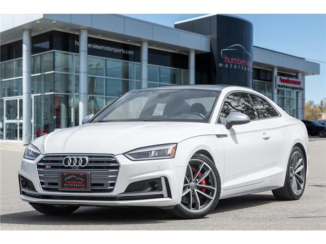 2018 Audi S5 3.0T Technik (Stk: 20HMS798) in Mississauga - Image 1 of 26
