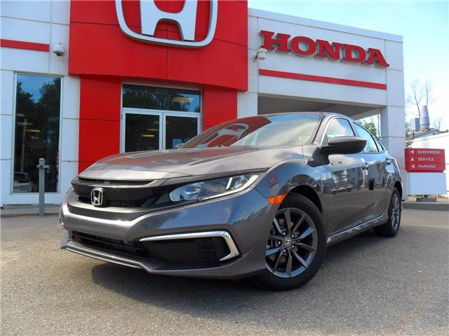 2020 Honda Civic EX (Stk: 10989) in Brockville - Image 1 of 24