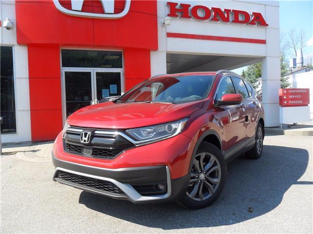 2020 Honda CR-V Sport (Stk: 10996) in Brockville - Image 1 of 30