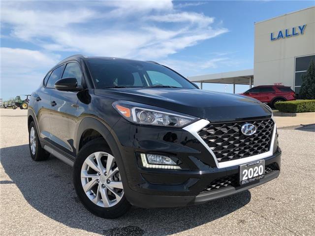 2020 Hyundai Tucson Preferred (Stk: S10529R) in Leamington - Image 1 of 24