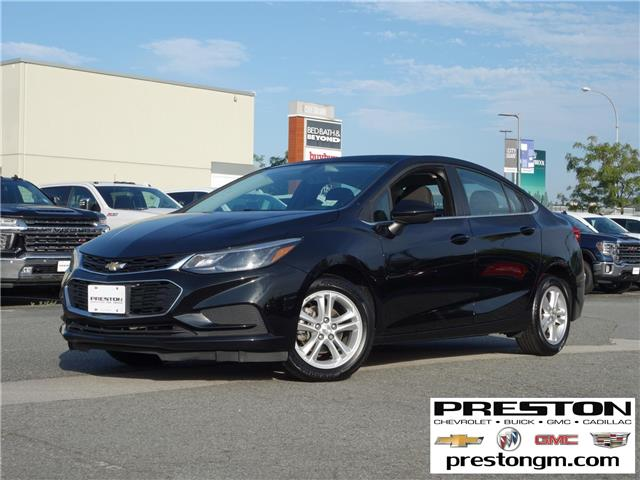 2018 Chevrolet Cruze LT Auto (Stk: X30301) in Langley City - Image 1 of 27