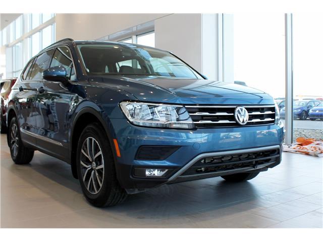 2020 Volkswagen Tiguan Comfortline (Stk: V7452A) in Saskatoon - Image 1 of 24