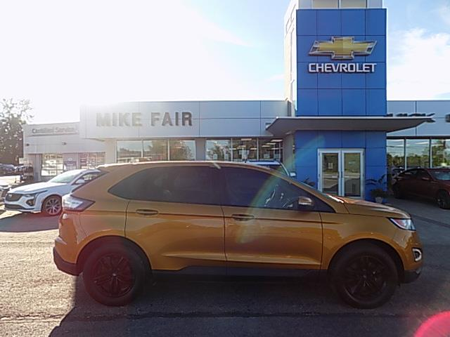 2016 Ford Edge SEL (Stk: 20295A) in Smiths Falls - Image 1 of 19