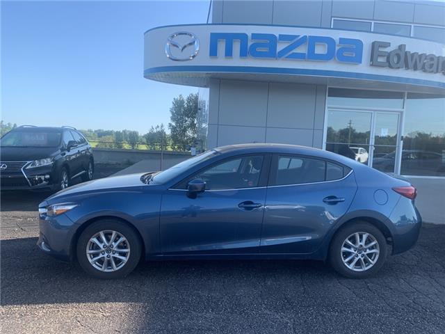 2018 Mazda Mazda3 GS (Stk: 22366) in Pembroke - Image 1 of 12