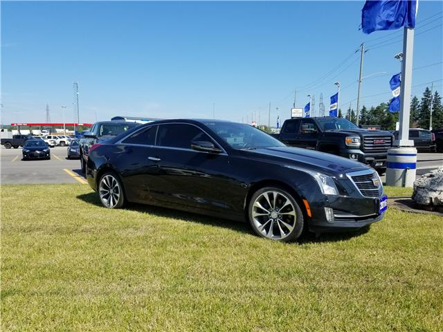 2016 Cadillac ATS 2.0L Turbo Luxury Collection (Stk: 11401) in Sault Ste. Marie - Image 1 of 1