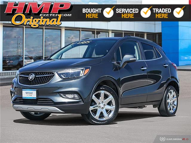 2017 Buick Encore Essence (Stk: 77733) in Exeter - Image 1 of 27