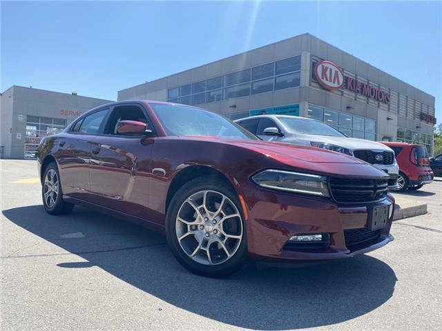 2017 Dodge Charger SXT (Stk: P10601A) in Hamilton - Image 1 of 15