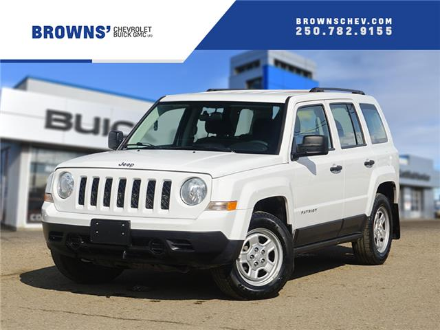 2017 Jeep Patriot  (Stk: T20-1211A) in Dawson Creek - Image 1 of 14